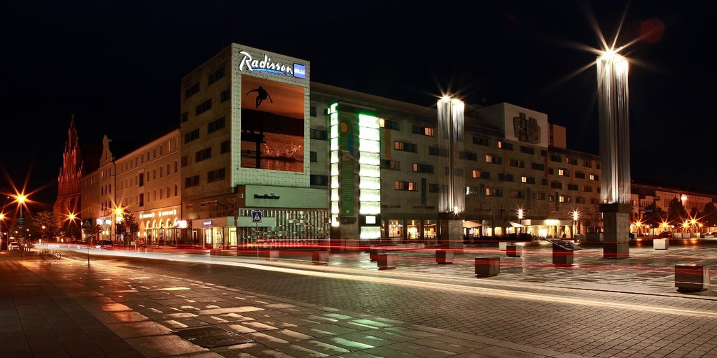 Radisson Blu Hotel, Neubrandenburg