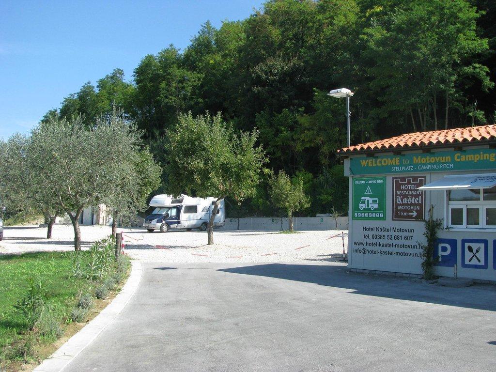 Motovun Camping