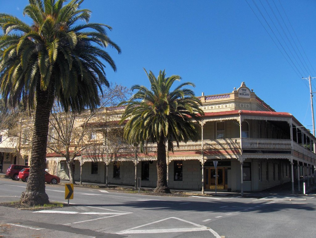 Midland Hotel Castlemaine