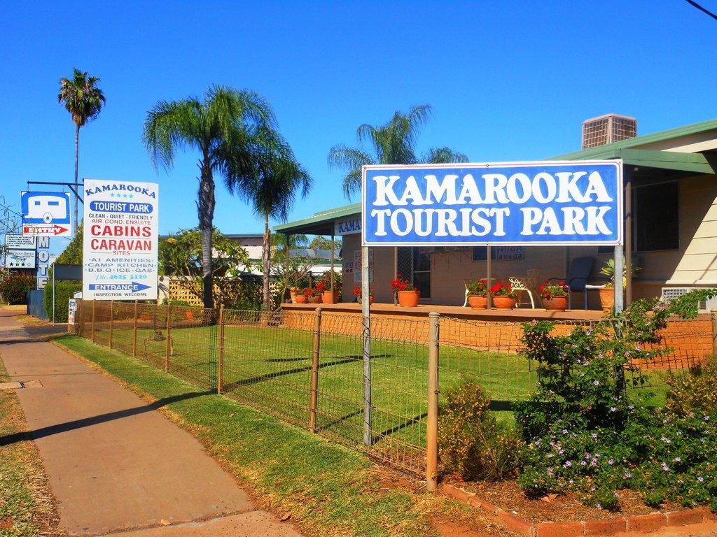 Kamarooka Tourist Park