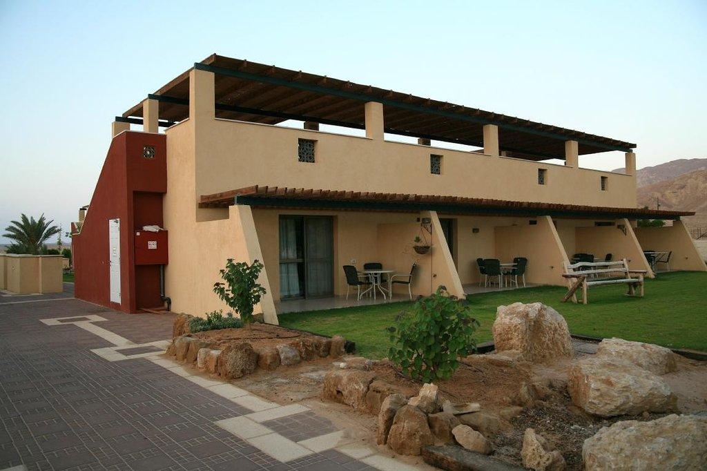 Keren Kolot, Kibbutz Ketura