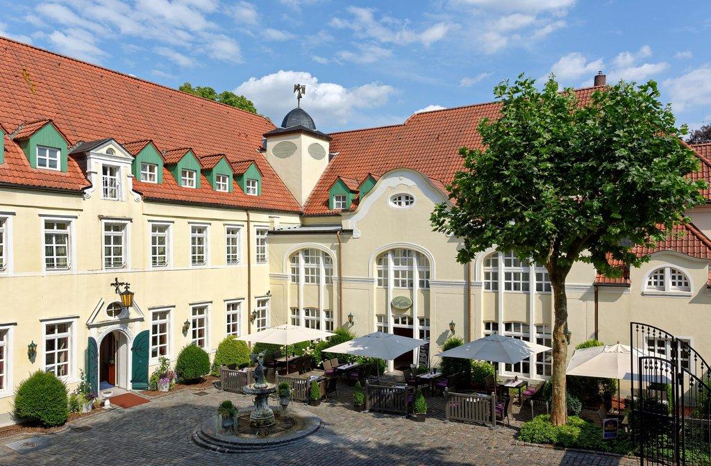 BEST WESTERN PREMIER Parkhotel Engelsburg