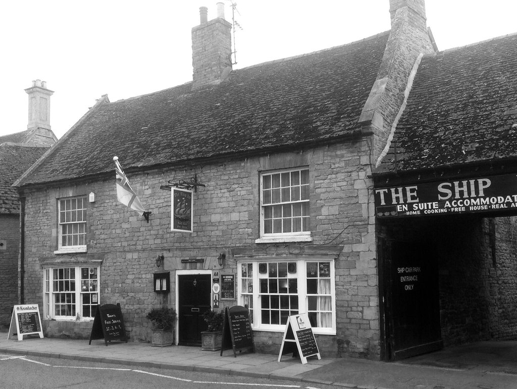 The Ship Inn Oundle