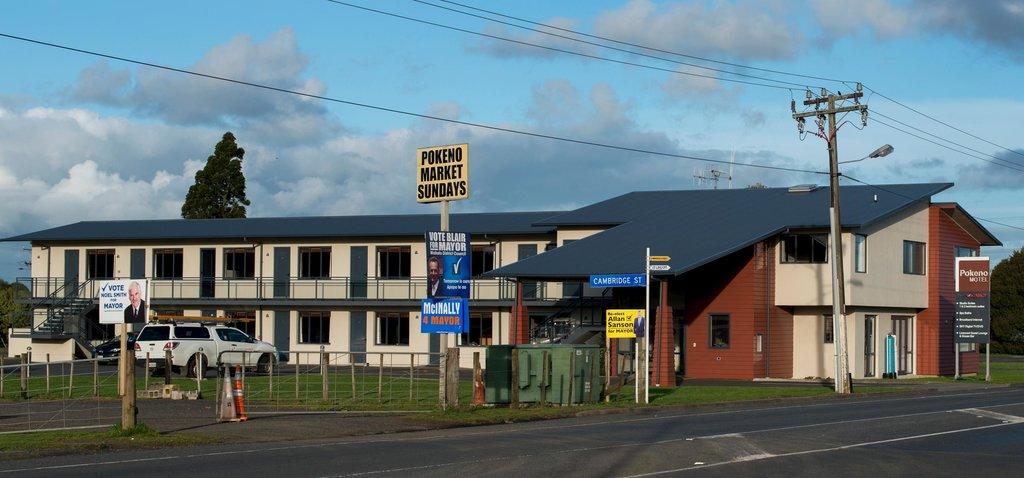 Pokeno Motel
