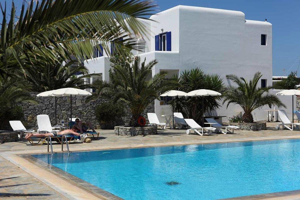 New Aeolos Hotel Mykonos