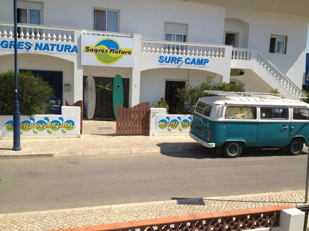 Sagres Natura Surf Camp School & Shop