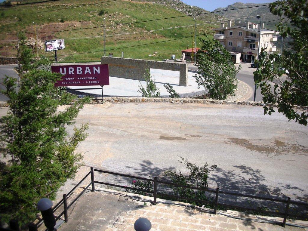 Urban Faqra