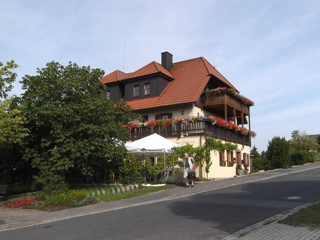 Schwan, Zum Rodelseer