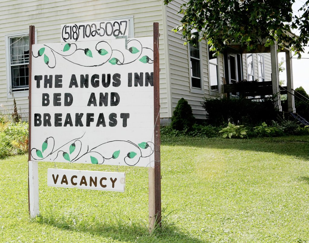 The Angus Inn Bed and Breakfast