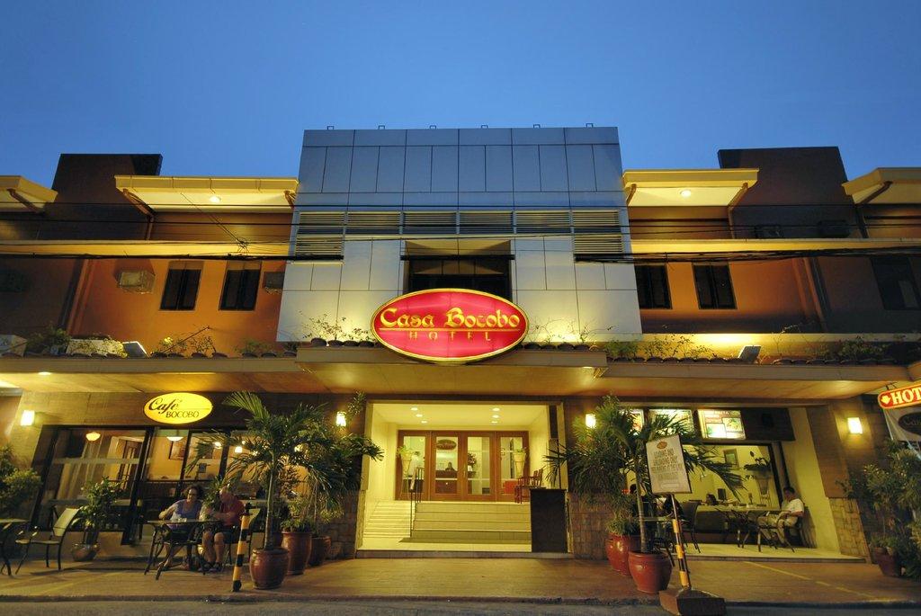 カーサ ボコボ ホテル
