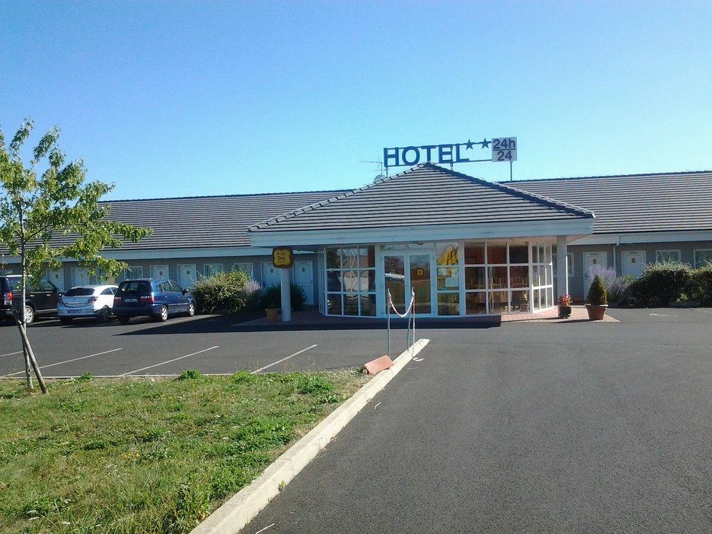 P'tit Dej-Hotel Saint-Flour