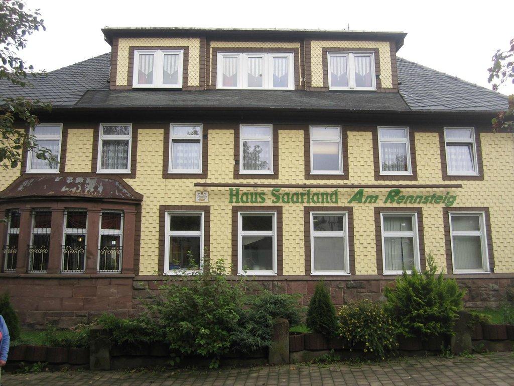 Haus Saarland am Rennsteig