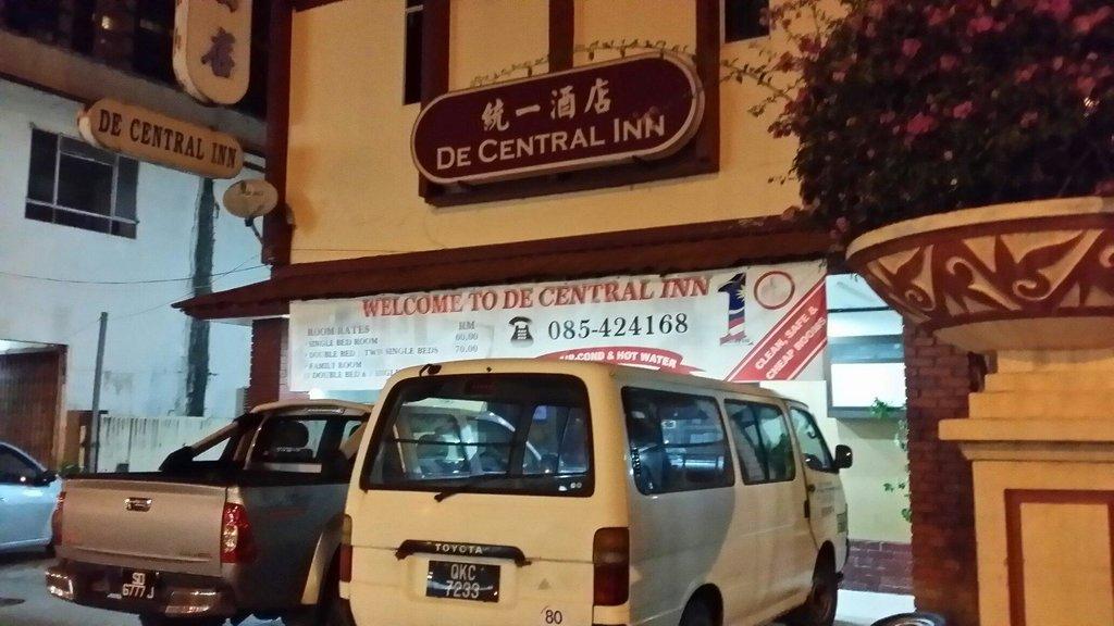 De Central Inn