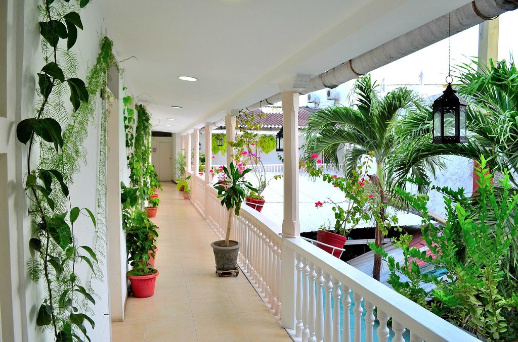 聖克魯斯卡塔赫納酒店