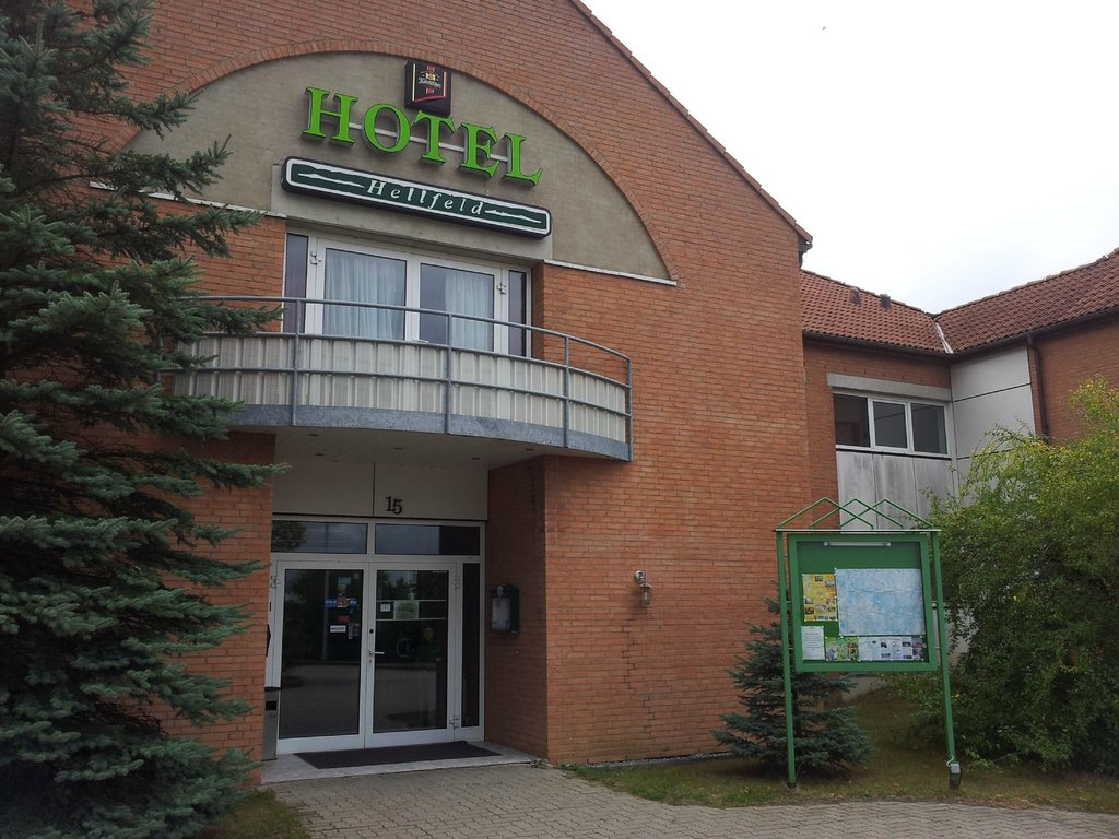 Greenline Hotel Hellfeld