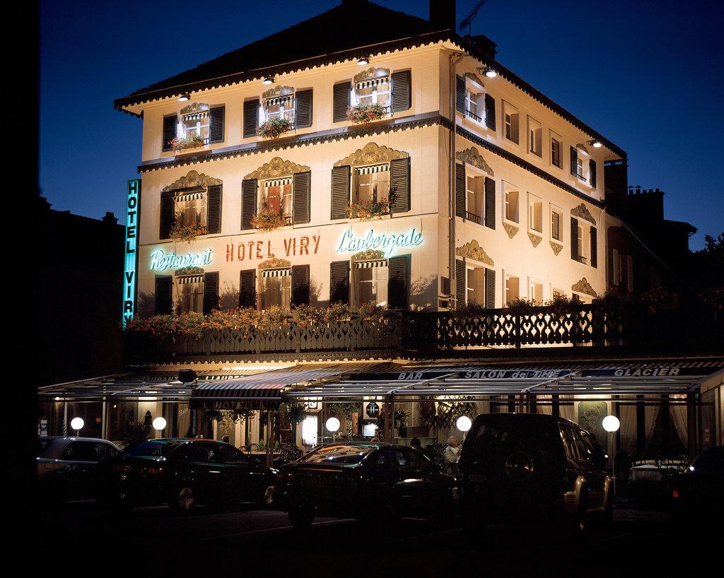 Hotel Viry