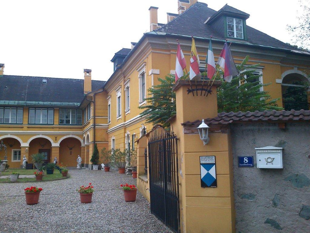Schlosshotel St Georgen