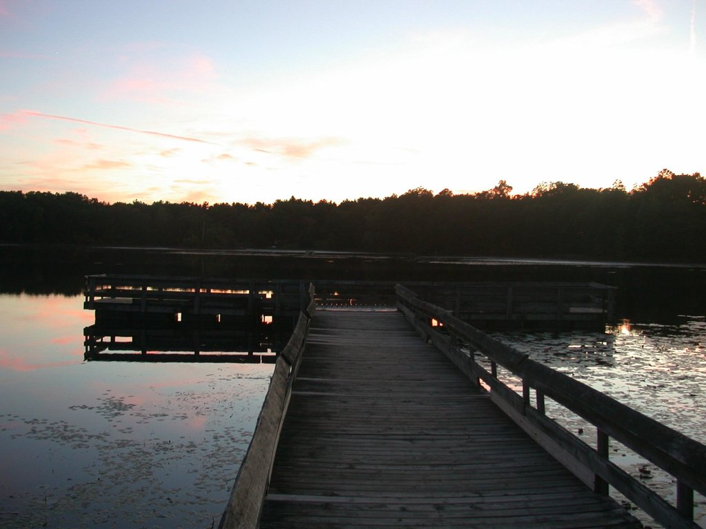Pinckney Recreation Area-Crooked Lake Campground