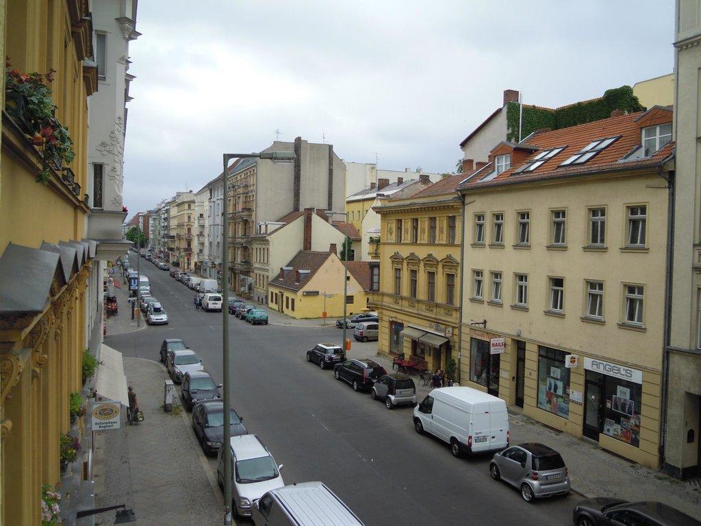 Ferienwohnung Wilmersdorfer Strasse