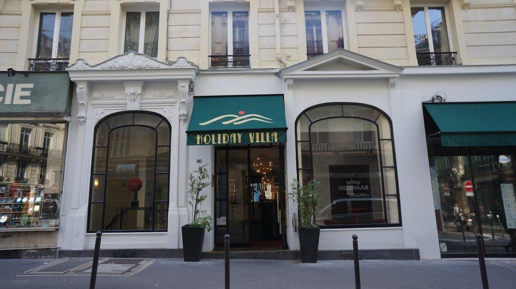 Holiday Villa Lafayette Paris
