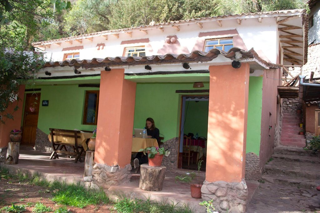 Eco Lodge Ccatan