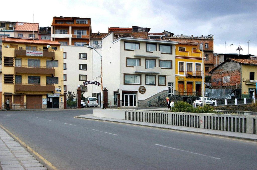 Apart Hotel El Puente