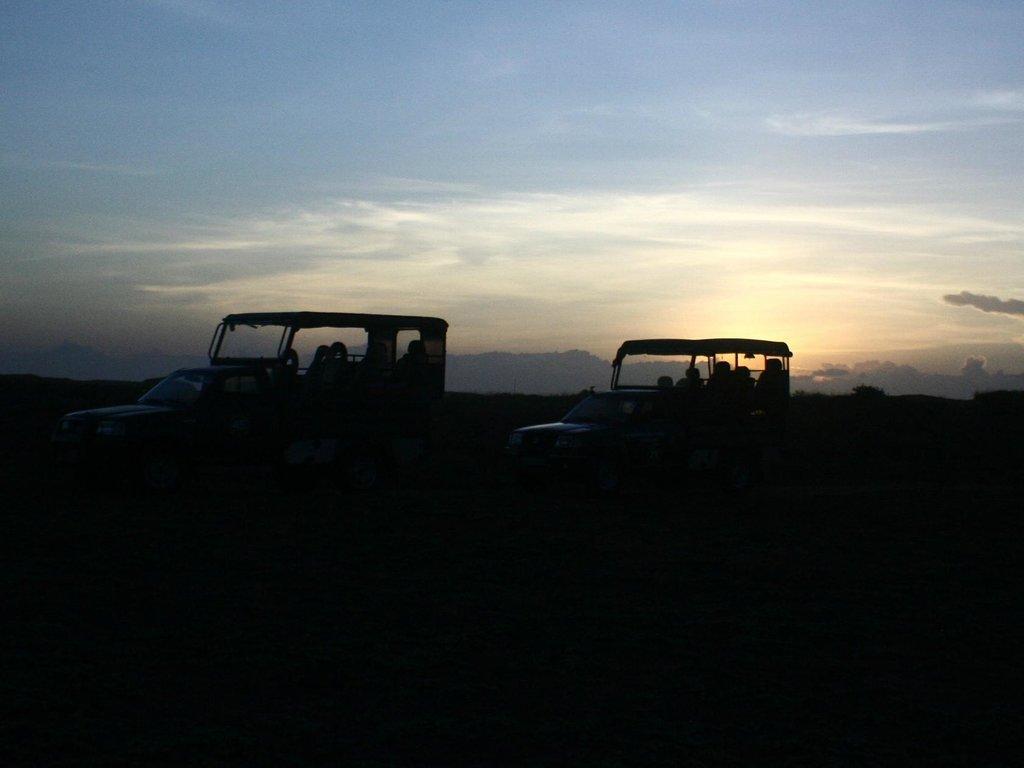 Mahoora Tented Safari Camp Bundala