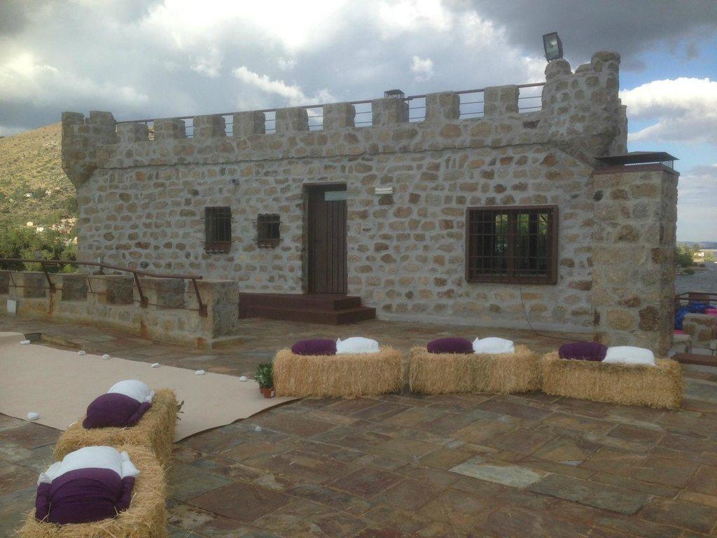 Castillo La Isla Centinela