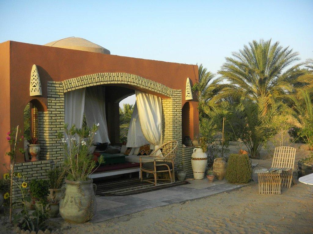El Nour Sahara, Chambres d'hotes