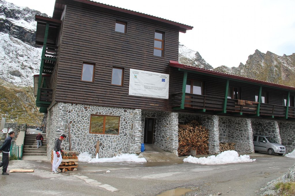 Cabana Paltinu