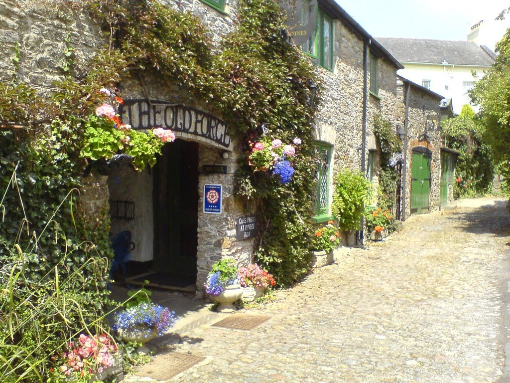 The Old Forge at Totnes