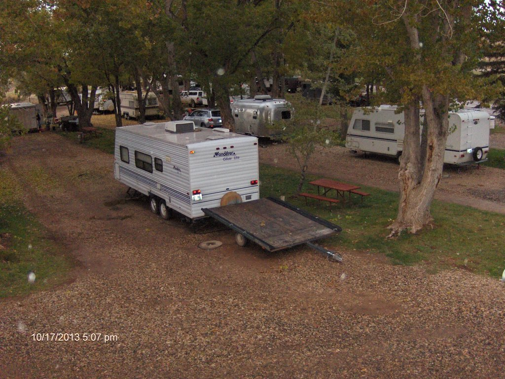 Ten Broek RV Park & Cabins & Horse Hotel