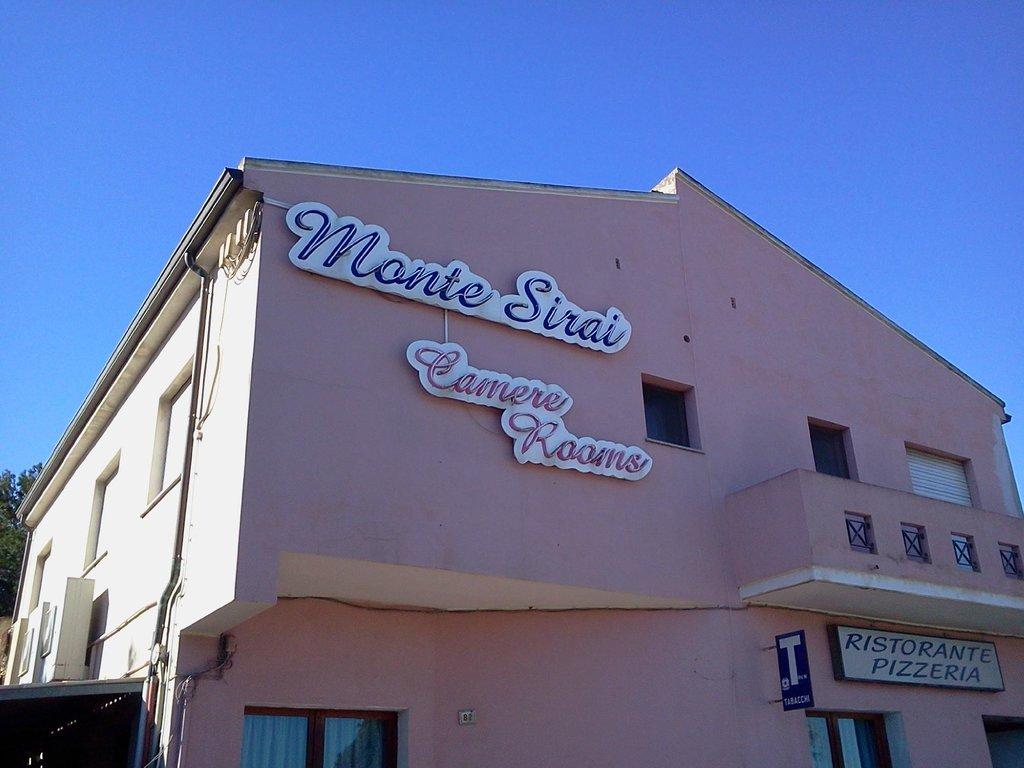 Hotel Monte Sirai