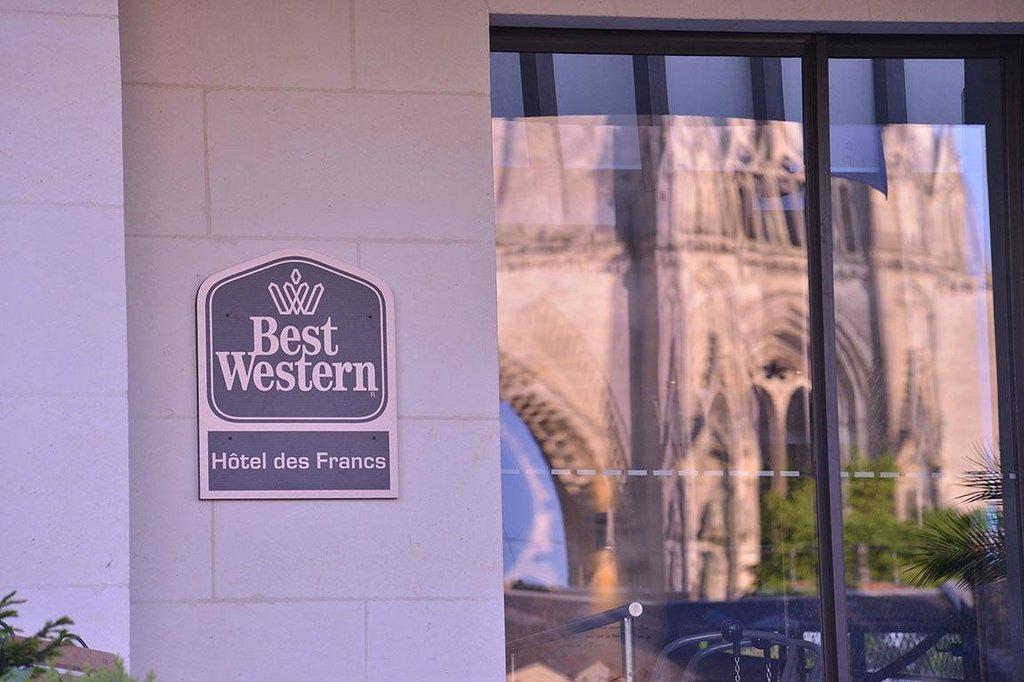Best Western Plus Hotel Des Francs