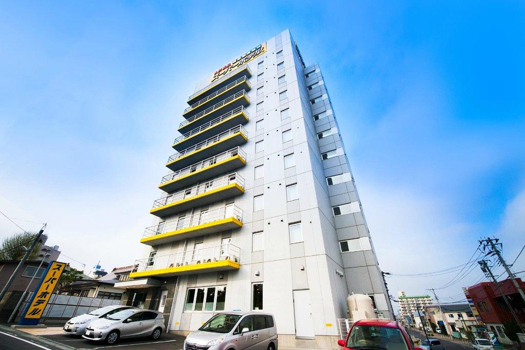 Super Hotel Hachinohe-Tennenonsen