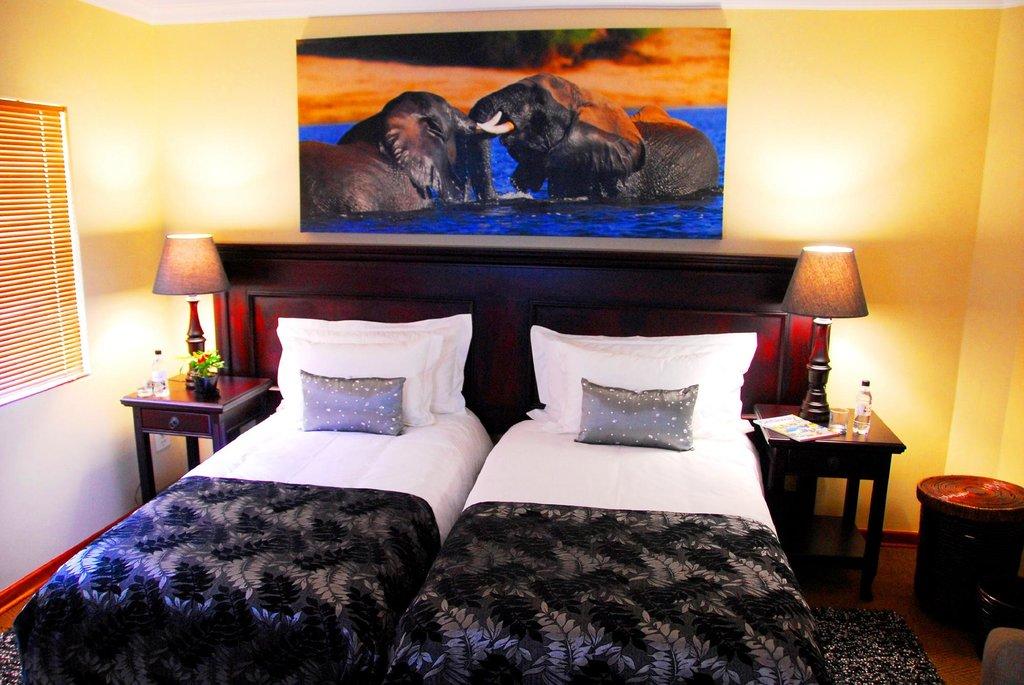 Africa House Accommodation