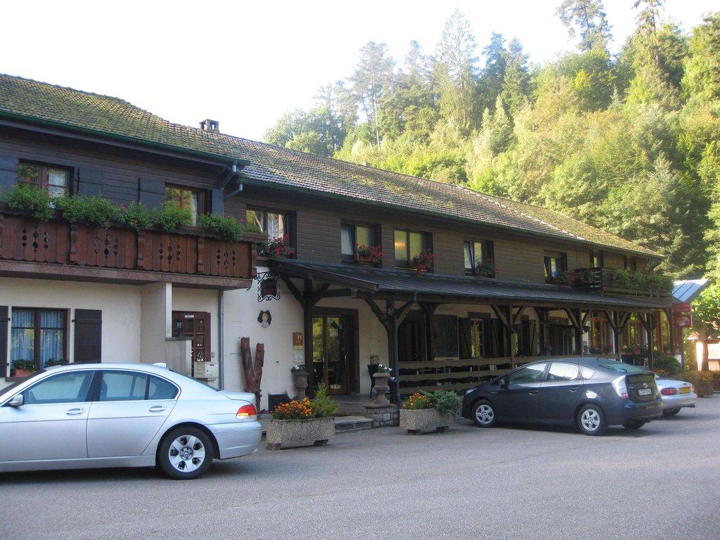 Hotel Restaurant Au Vieux Moulin