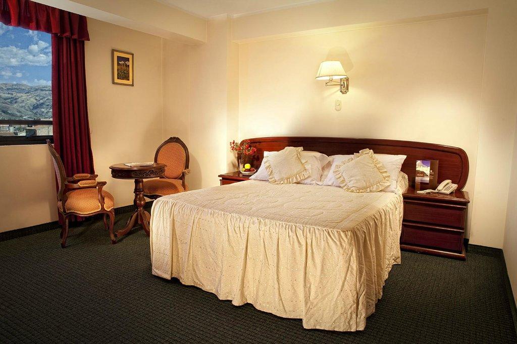 Arawi Pastoruri Hotel