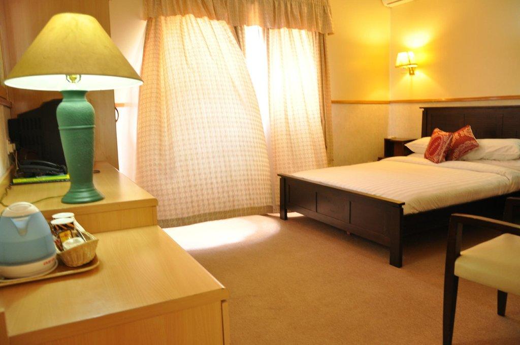 Shangri-La Hotel Uganda Ltd.