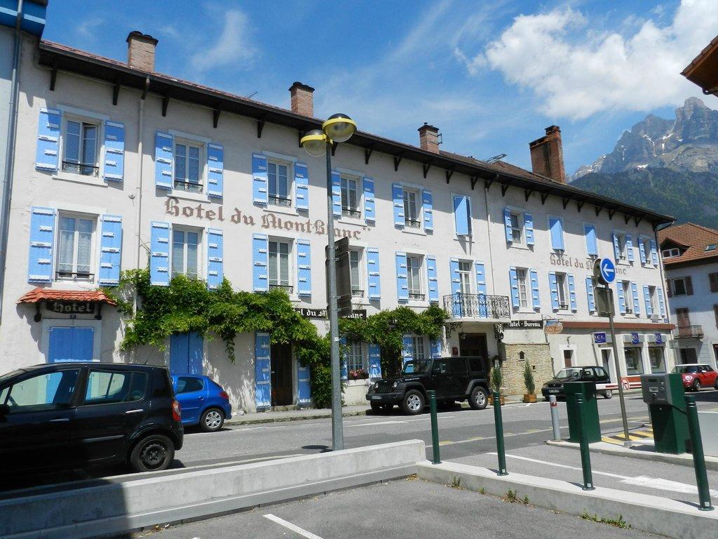 Hotel Du Mont Blanc