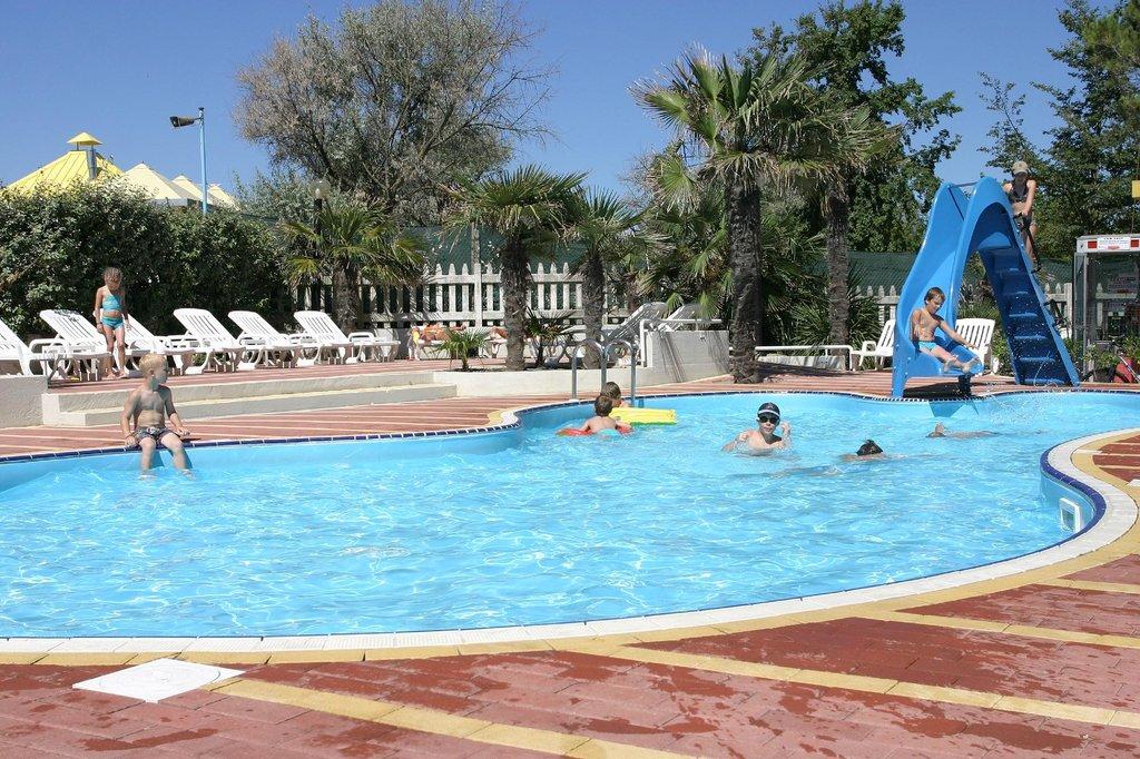 Villa Al Mare Camping