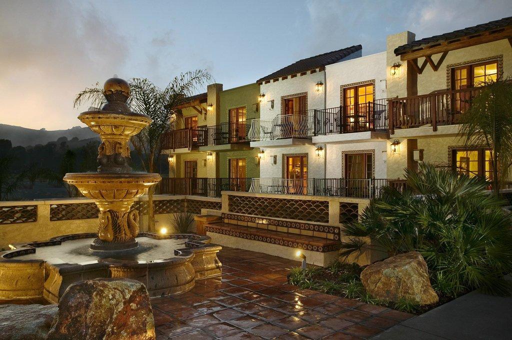 아빌라 라 폰다 호텔