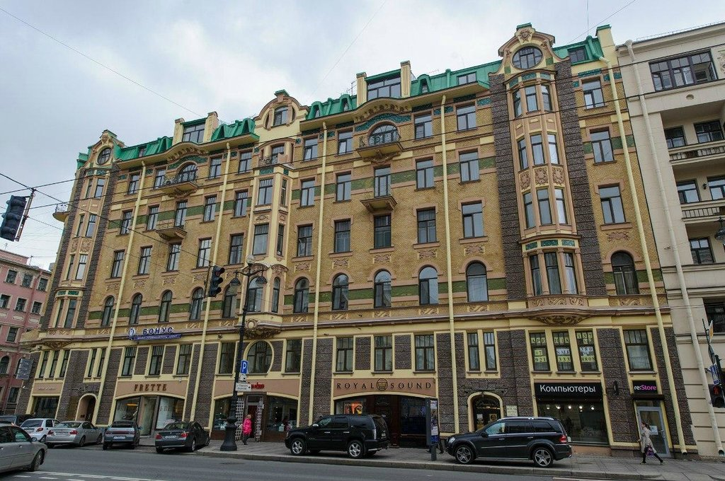 Stary Nevsky Hotel