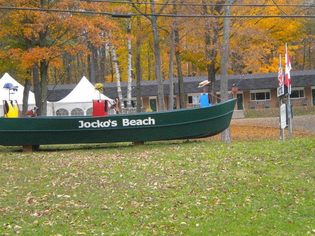 Jocko's Beach Resort and Motel