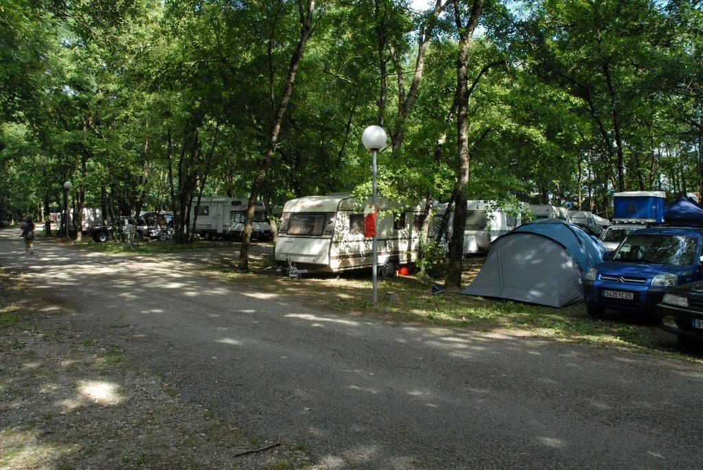 Camping La Vallee Bleue