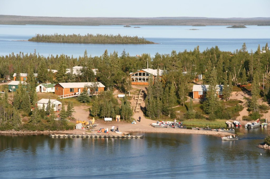Kasba Lake Lodge