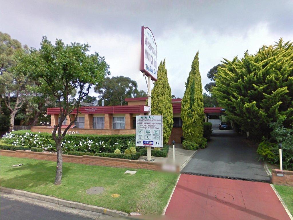 維斯特伍德汽車旅館
