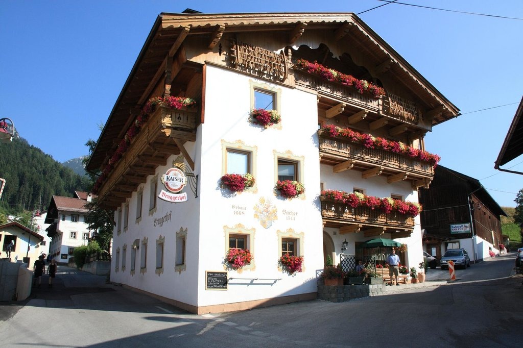 Pension Bruggerhof