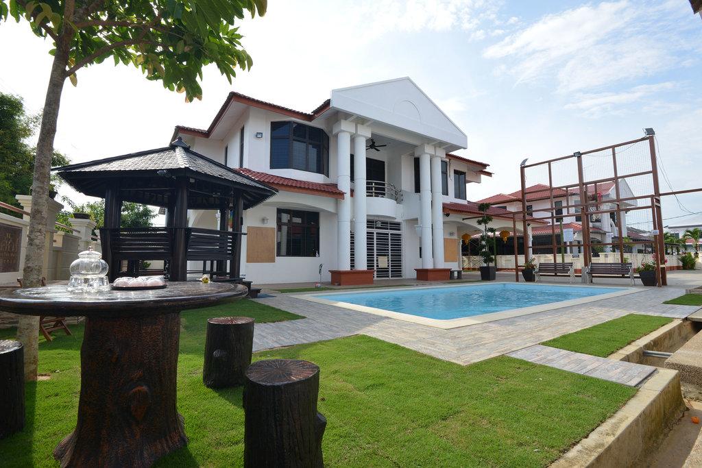 Malacca Twin Mansion