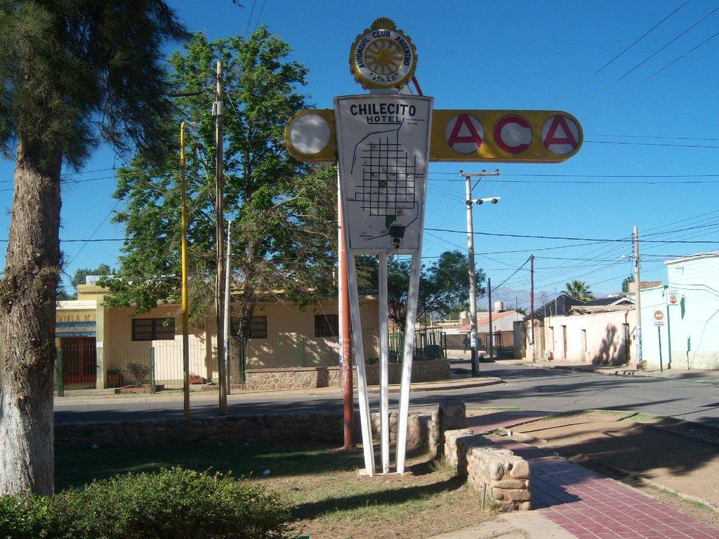 Hostería A.C.A. Chilecito